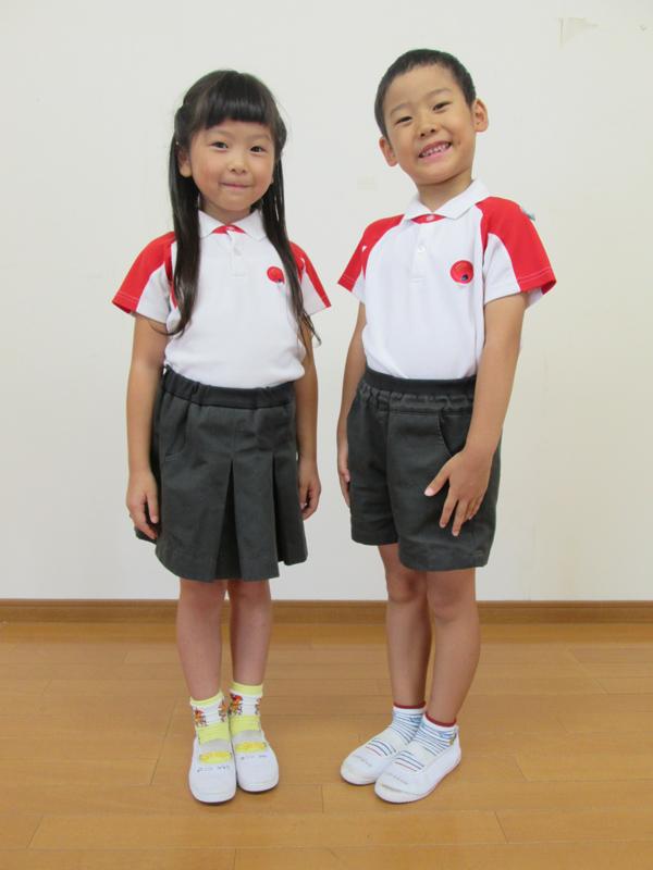 なぎさ幼稚園 夏服