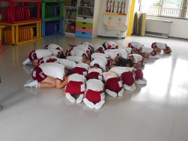 なぎさ幼稚園 災害時3